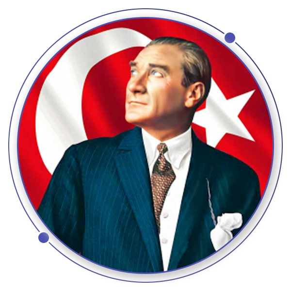 Atatürk'ün Hayatı / Atatürk Köşesi / Beysukent Koleji